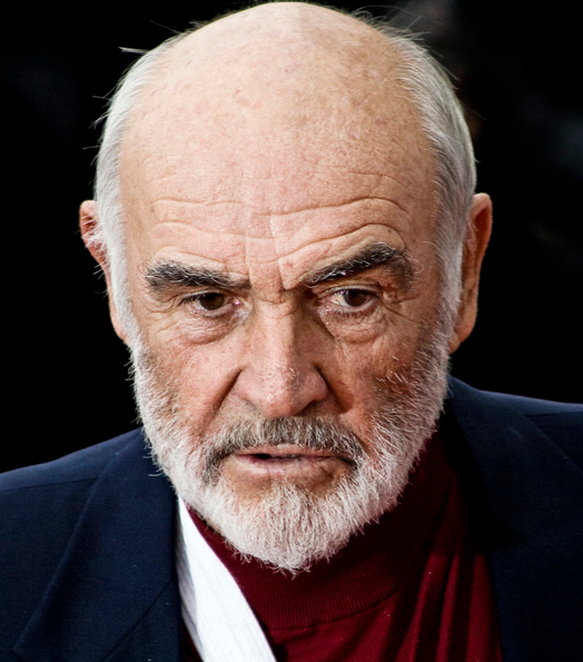 Sean Connery hollywoodian