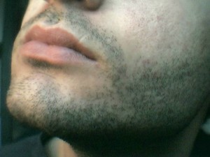 3 Tage Bart Länge